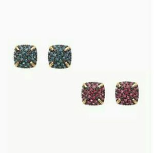 Pave Dome Stud Pack